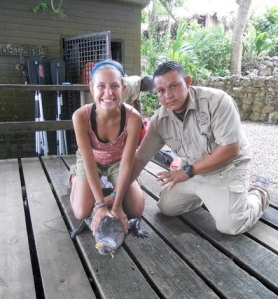 Crocodile Conservation in Belize