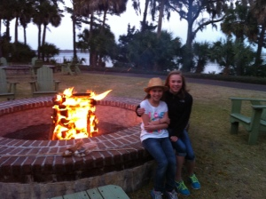 S'mores by the Fire