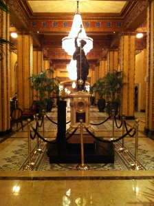 Lobby Clock